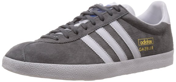 free shipping 82168 99568 Chaussures Adidas Gazelle grises homme jb7XYRq